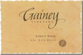 Gainey-Vineyard-Pinot-Noir-Label