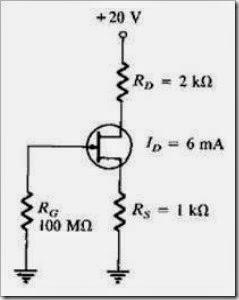 MCQs in Field-Effect Transistors (FETs) Fig. 03