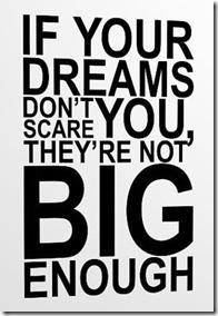 dreams scare