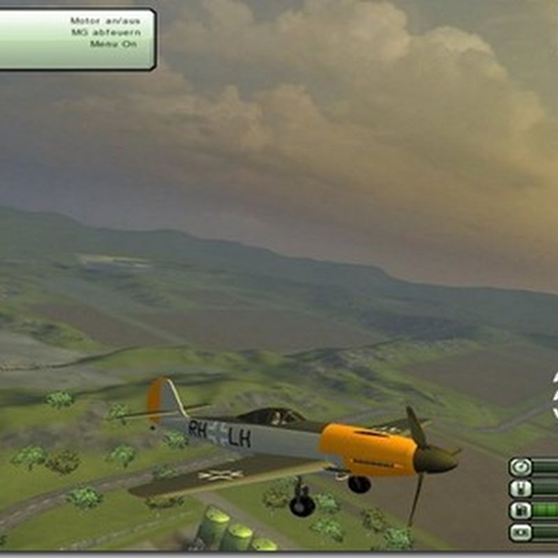 Farming simulator 2013 - Messerschmitt aerei v 3