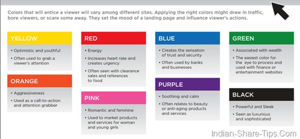 landing-page-colors