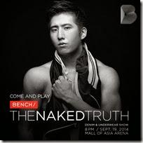 Bench TheNAKEDTruth - Jeric Teng
