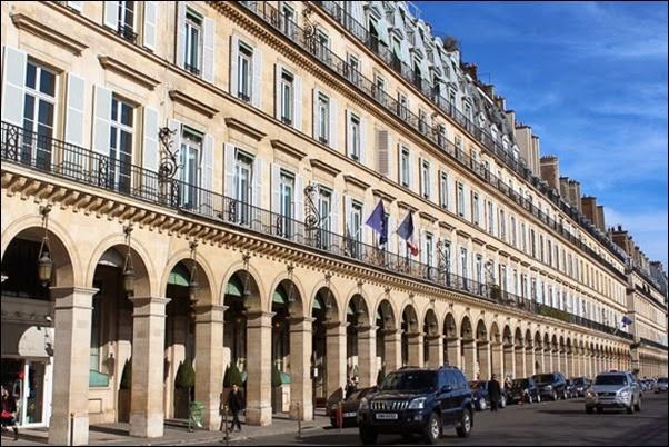 شوارع التسوق في باريس