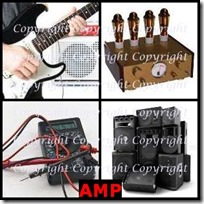 AMP- 4 Pics 1 Word Answers 3 Letters