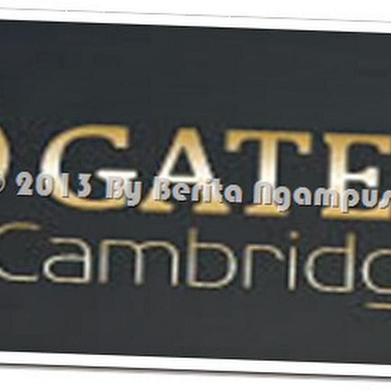 Beasiswa S2 dan S3 Gates Cambridge Scholarship 2014/2015 di Inggris