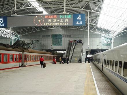 shanghai-railway-station-platform