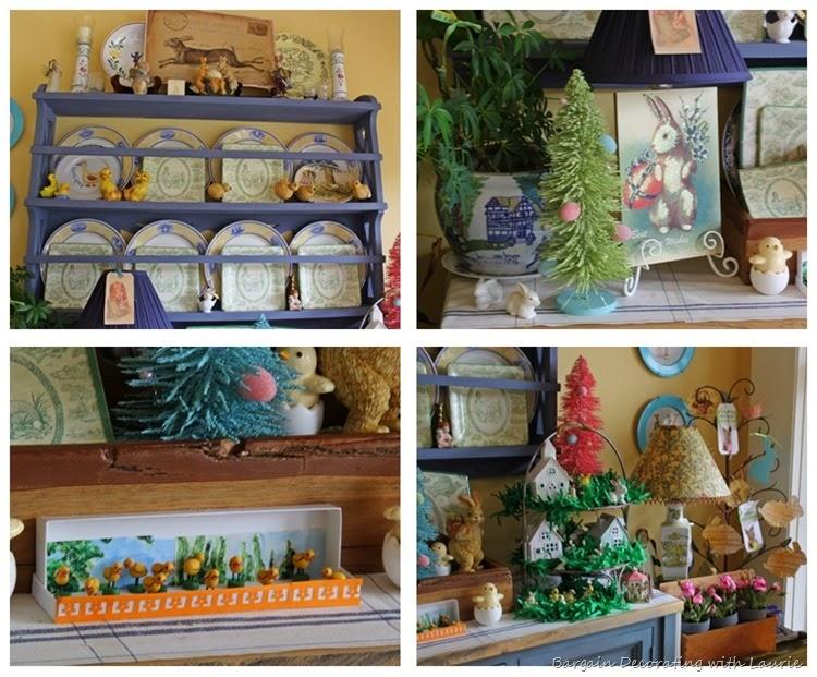 Easter Vignettes 2-tile