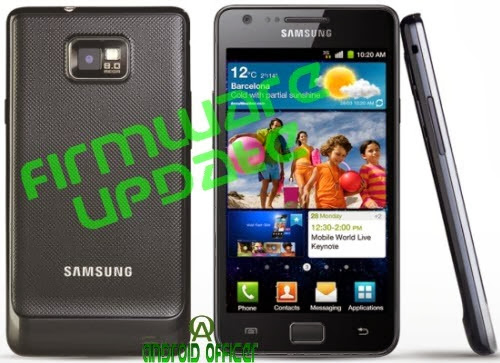 Samsung Galaxy S2 GT-I9100T