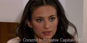 Corazón Indomable Capitulo 148