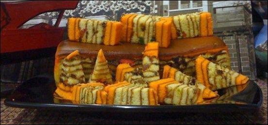 kek mael lambung
