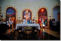 Festa em louvor a Nossa Senhora da Abadia de Água Suja – 15 de agosto de 2014 em Romaria.016