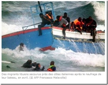 migrants secours italie