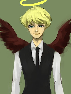 – 赤い天使