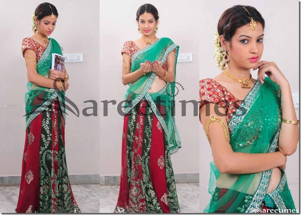 Diksha_Panth_Half_Saree