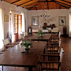 Plantation Lodge, Speisesaal © Foto: Doreen Schütze | Outback Africa Erlebnisreisen