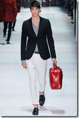 Gucci Menswear Spring Summer 2012 Collection Photo 4