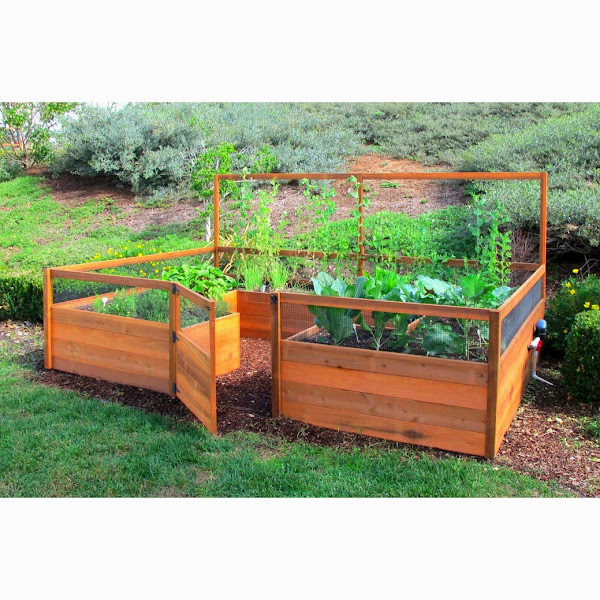Raised Garden Bed Design Raised Bed Garden Design
