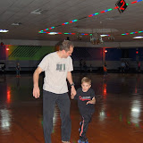 WBFJ Christian Skate Night - Skateland USA - Clemmons - 10-18-12