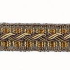 Tasiemka do wykańczania mebli tapicerowanych i dekoracji tekstylnych - poduszek, narzut, zasłon.