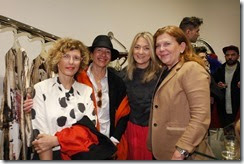 Teresa Sapey (left); Cristina Sebastiani (middle); Nicoleta Negrini (right)
