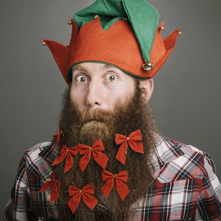 Hipster Beard for Christmas 2
