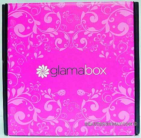 GLAMABOX SINGAPORE BEAUTY PRODUCTS SUBSCRIPTIONS BY LISA S.