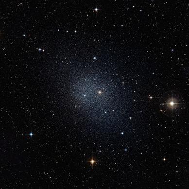 galáxia anã Fornax
