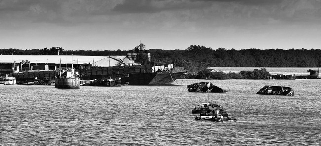 Ship Graveyard Trinidad