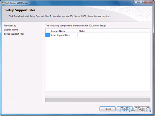 Installing SQL Server Express Edition on Windows 7 (Screen Shots)