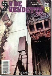 P00011 - V de Vendetta #10