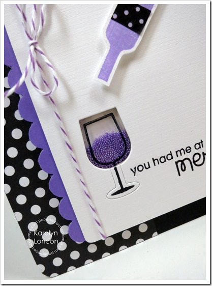 Karolyn - Blog Hop Free Spirits Stamps Close Up
