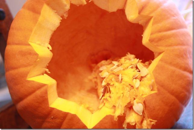 halloween gresskarutskjæring IMG_7254