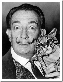 salvador dali controversial life