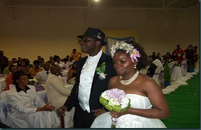 jongman wedding