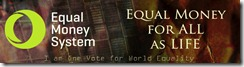 equal money system - money for all as life