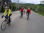 Plan wycieczki to przejechanie trasy Tour de Pologne amatorów.