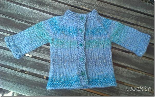 Tweed Bunting Sweater