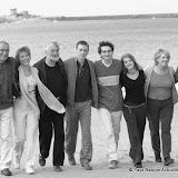 Festival 2001,Mélanie Laurent (3ème en partant de la droite)  était membre du jury