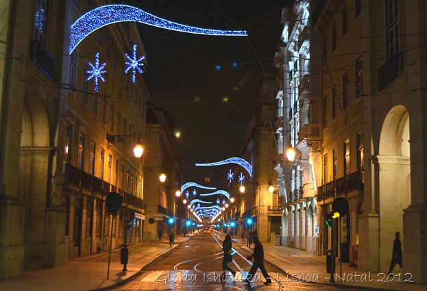 Glória Ishizaka - Lisboa - Luzes de Natal - 40