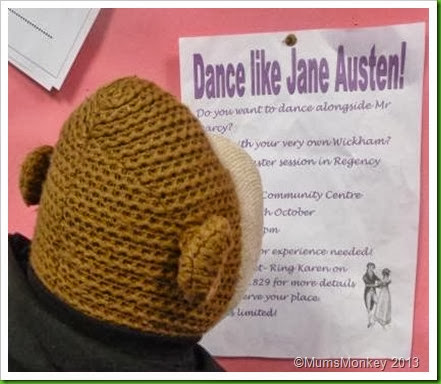 Dance Like jane Austen..