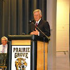 AAIMS Awards Assembly at Prairie Grove High School