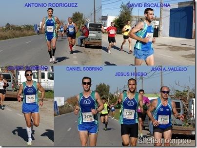 Media Maraton Sevilla-Los Palacios 2011