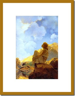 Maxfield_Parrish art