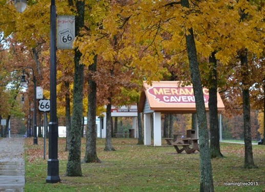 Route 66 Rest Area