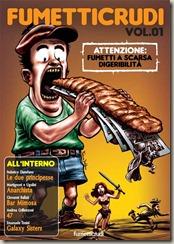Copertina Fumetti Crudi 01