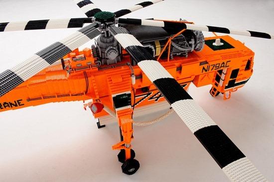 Helicóptero de Legos 05