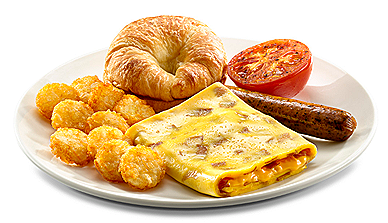 BURGER KING  BREAKFEAST™ Platter