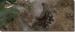 Godzilla GMK HD Putting the Boot In