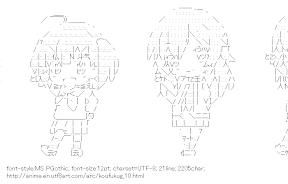 [AA]Morino Kirin & Shiina & Machiko Ryo (Gourmet Girl Graffiti)