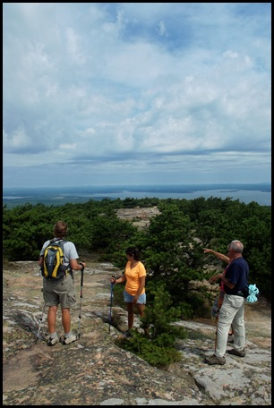 Dorr mountain hike 070
